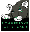 Commissions are CLOSED by MissBlackNails