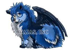 Wajas - Spitz by Wolfvane14