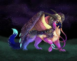 Celestial Divine by Wolfvane14