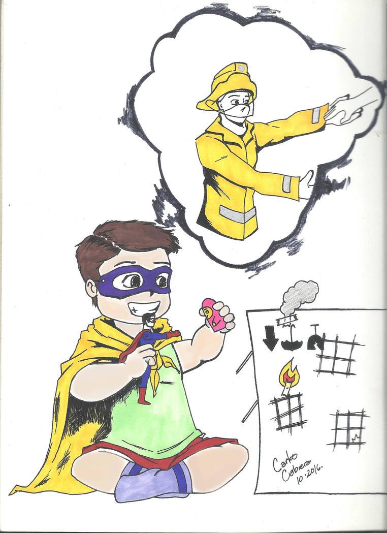 Hero of Tomorrow by Velerafont