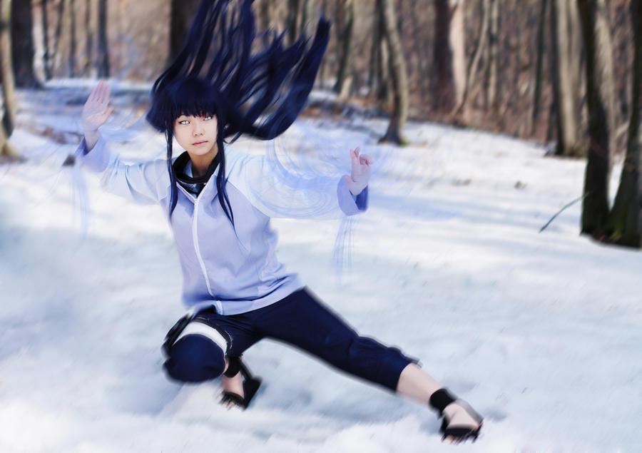 Hinata Hyuuga by oOoButa-kuNoOo