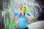 My name is Rainbow Dash