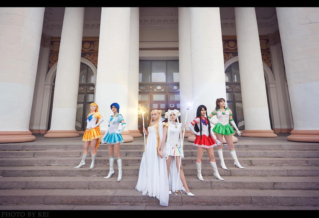 Sailor Moon by oOoButa-kuNoOo