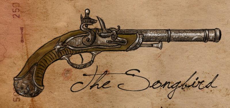 Thorns - The Songbird by unwanderinggirl