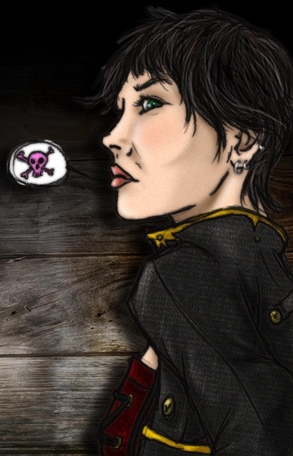 Thorns - It's a Rosalie by unwanderinggirl