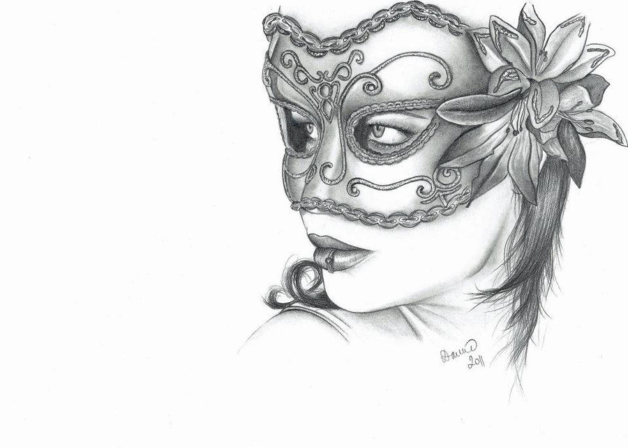 Masquerade By Lunicqa On DeviantArt