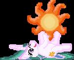 Hail the Sun Goddess, Princess Sun Butt