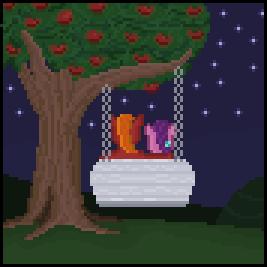 Summer Night by 8-BitBrony