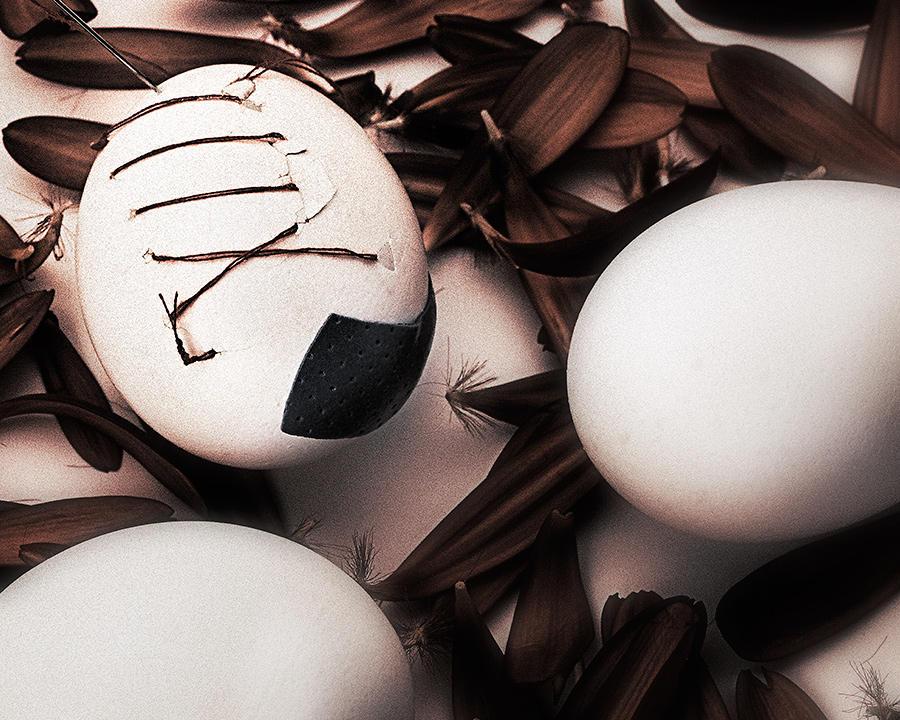 Still Life with Egg 1