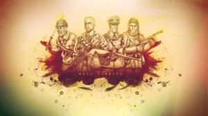 Nazi Zombies wallpaper.