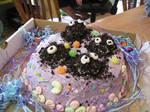 Soot sprite cake 1