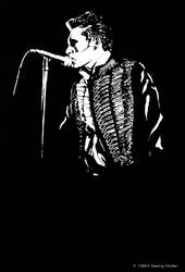 Adam Ant by StGeorge67