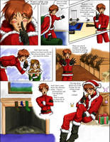 The Real Face of Santa-Page 2 by bellsandy