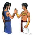 Nezbek and Takmet