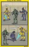 Halo X: Proposal