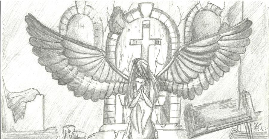 Fallen angel by mrdotbiscuit on deviantart fallen angel by mrdotbiscuit thecheapjerseys Choice Image