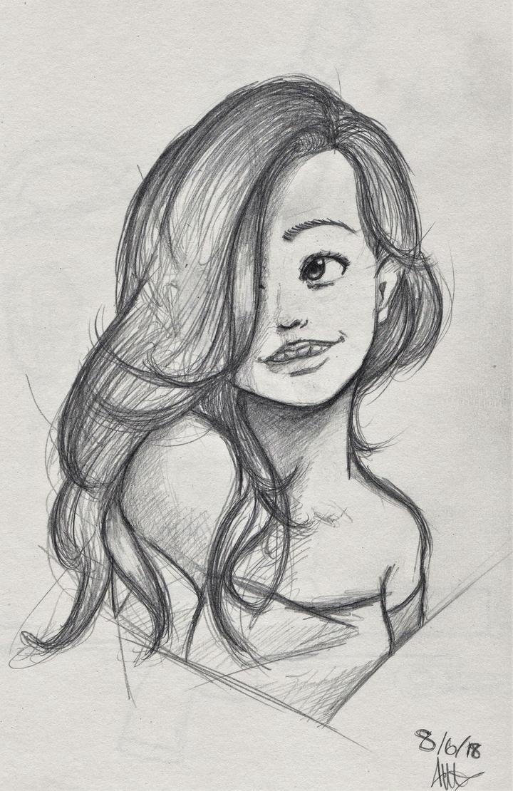 Summer Girl by mrdotbiscuit
