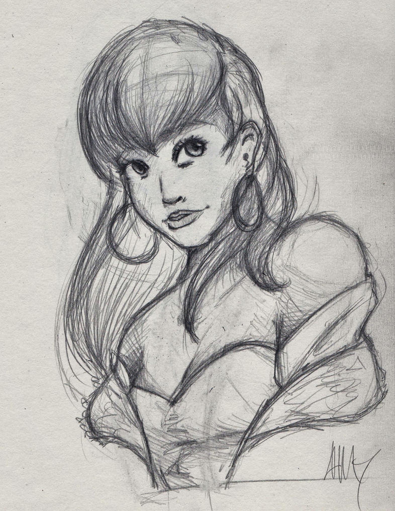 Roughsketch by mrdotbiscuit