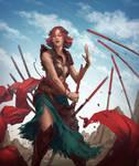 Swords Master by DoganOztel