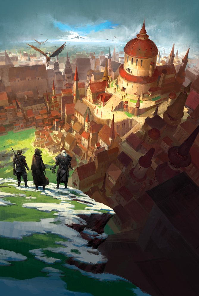 Perismer livre 2 : l'Ombre de Luisen by DoganOztel