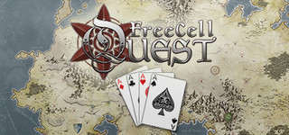 FreeCell Quest by LoneCoder