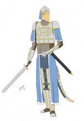 Ferna Solain - Noble Adventurer by Zevrant-Bapt