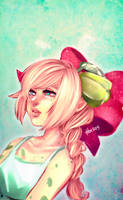 Areum Portrait by MMXII