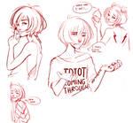 Sketchdump: SAIGO*