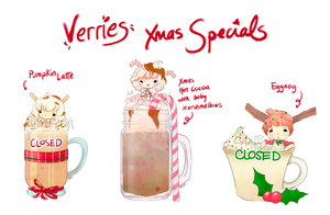 [CLOSED] Verries: Christmas Specials (50% OFF!!) by MMXII