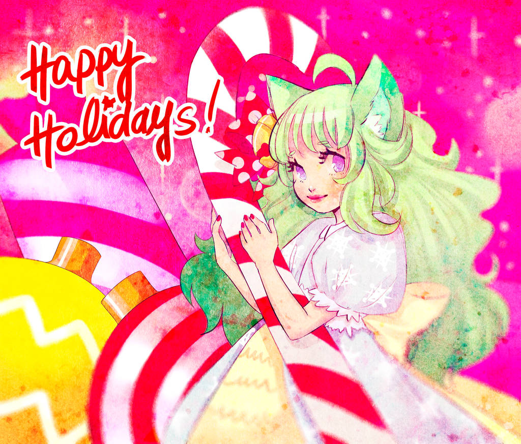 Happy Holidays 2015! by MMXII