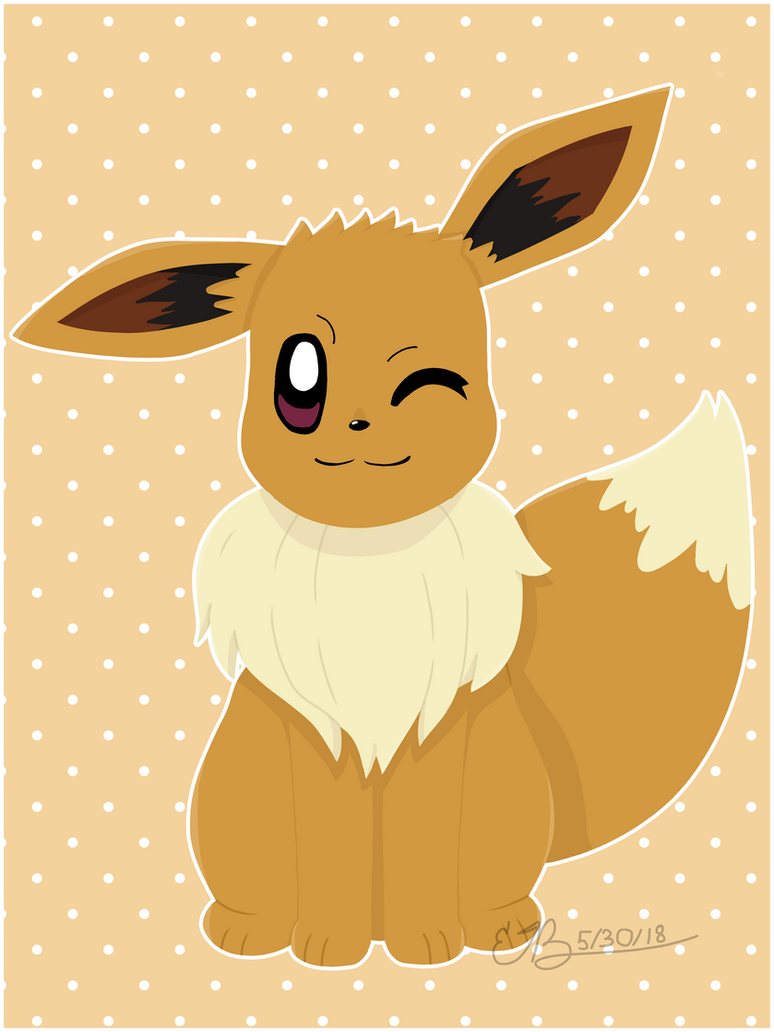 Pokemon Let's Go! Eevee! by NatureGirl567