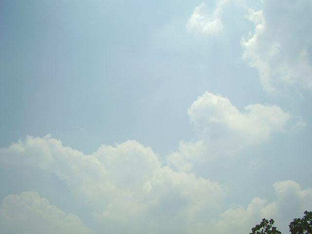 The sky by raffdaime