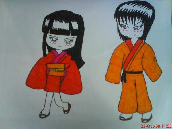 Japan Doll by raffdaime