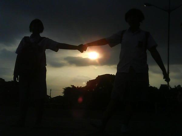 Friendship by raffdaime