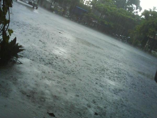 The Rain Came by raffdaime