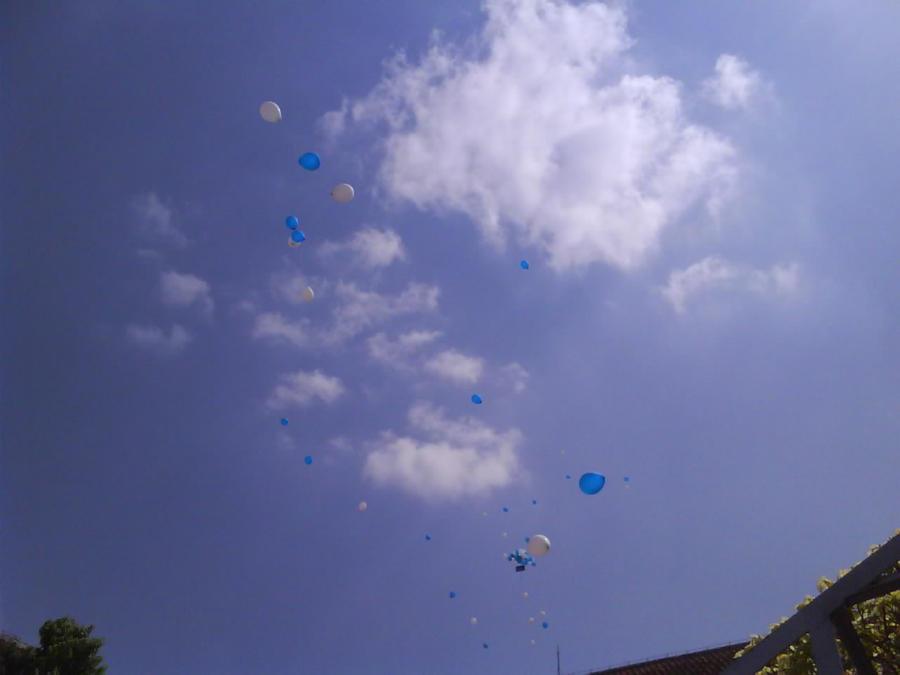 Balloon by raffdaime