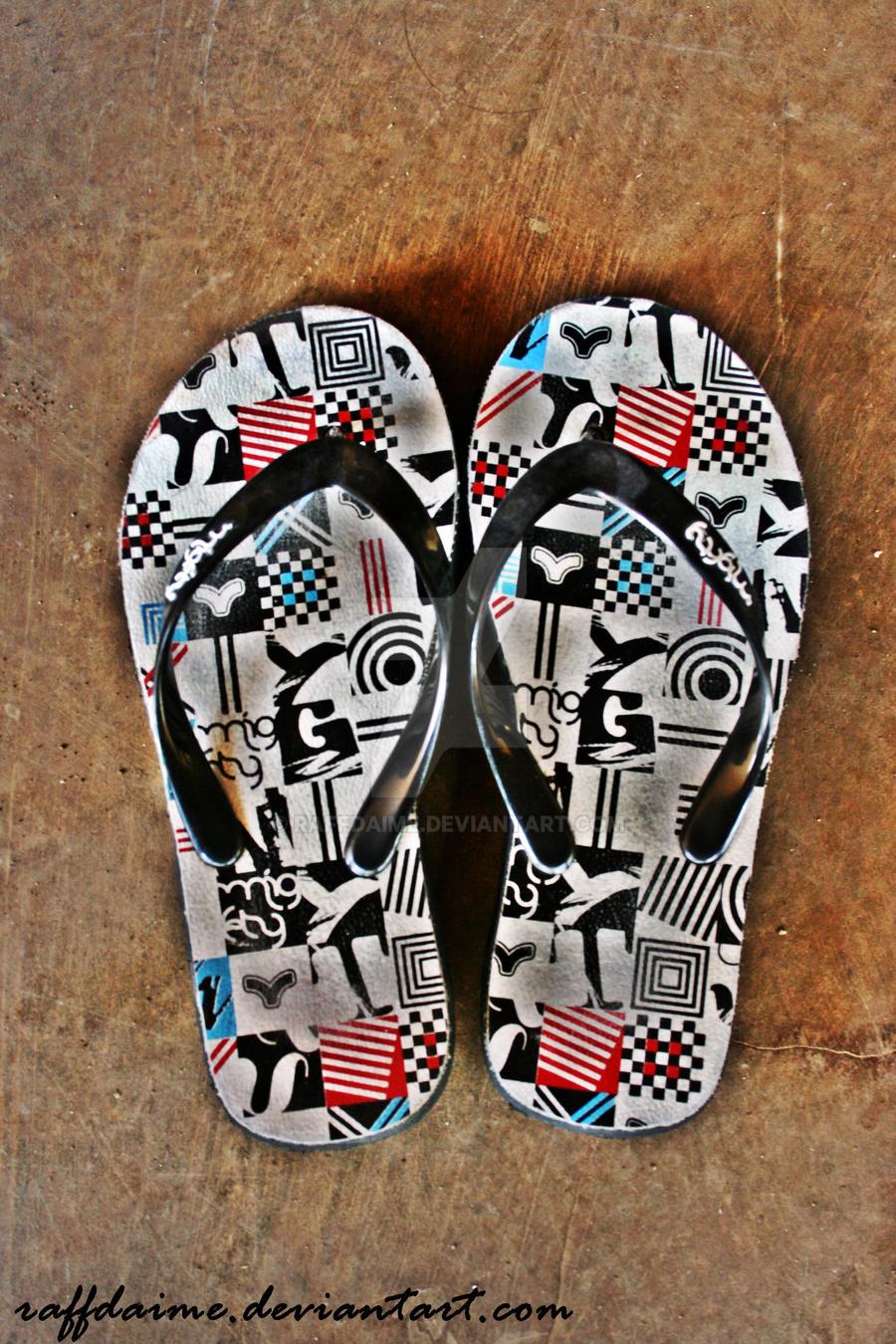 Sandals by raffdaime