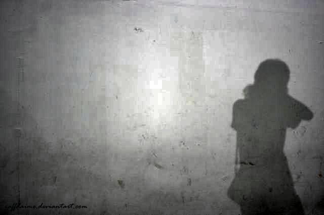 My Shadow by raffdaime