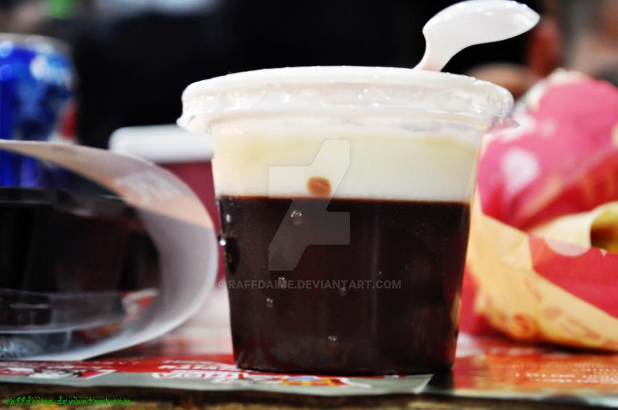 Chocolate Pudding by raffdaime