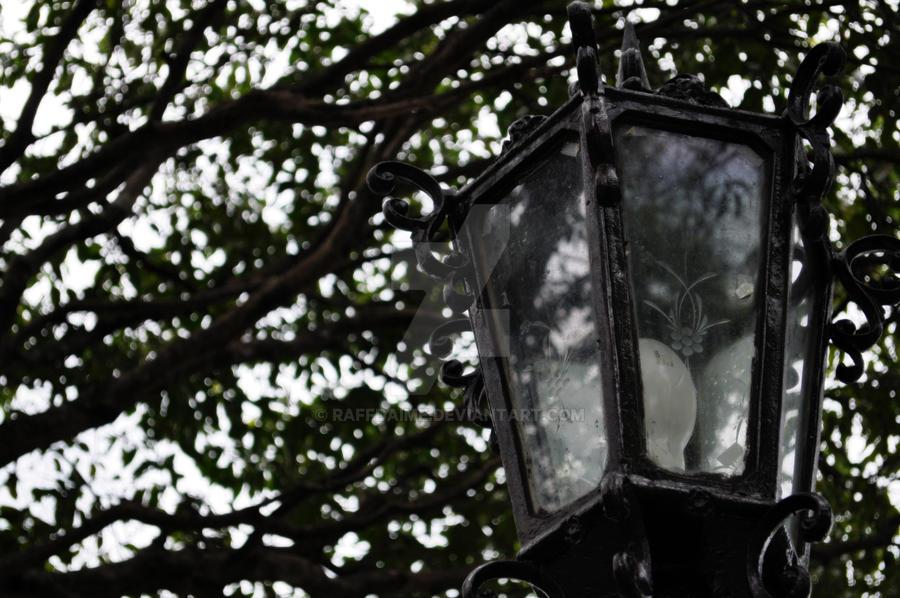 Lamp by raffdaime