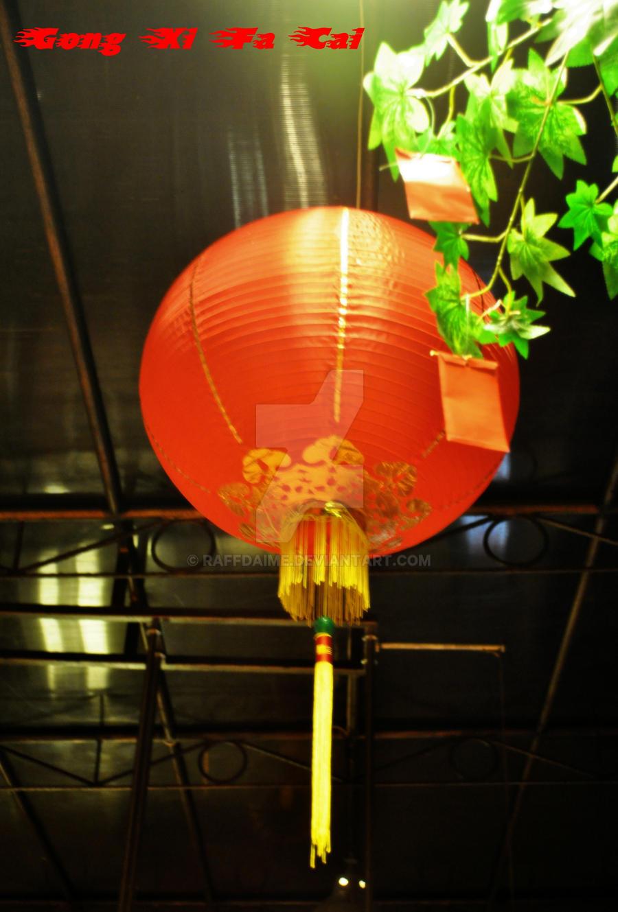 gong xi fa cai by raffdaime