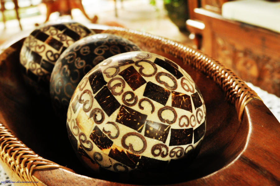 Batik Ball by raffdaime