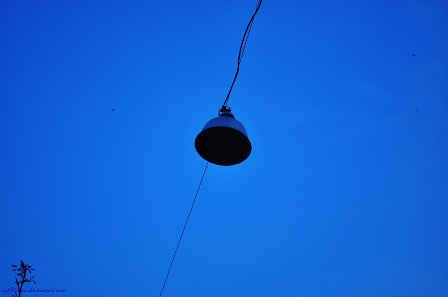 Blue sky by raffdaime