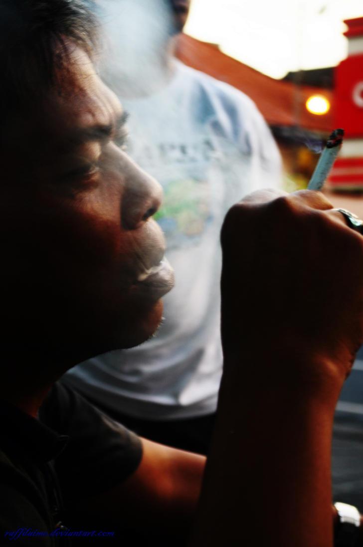 Smoke by raffdaime