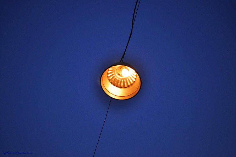 Light up the sky by raffdaime