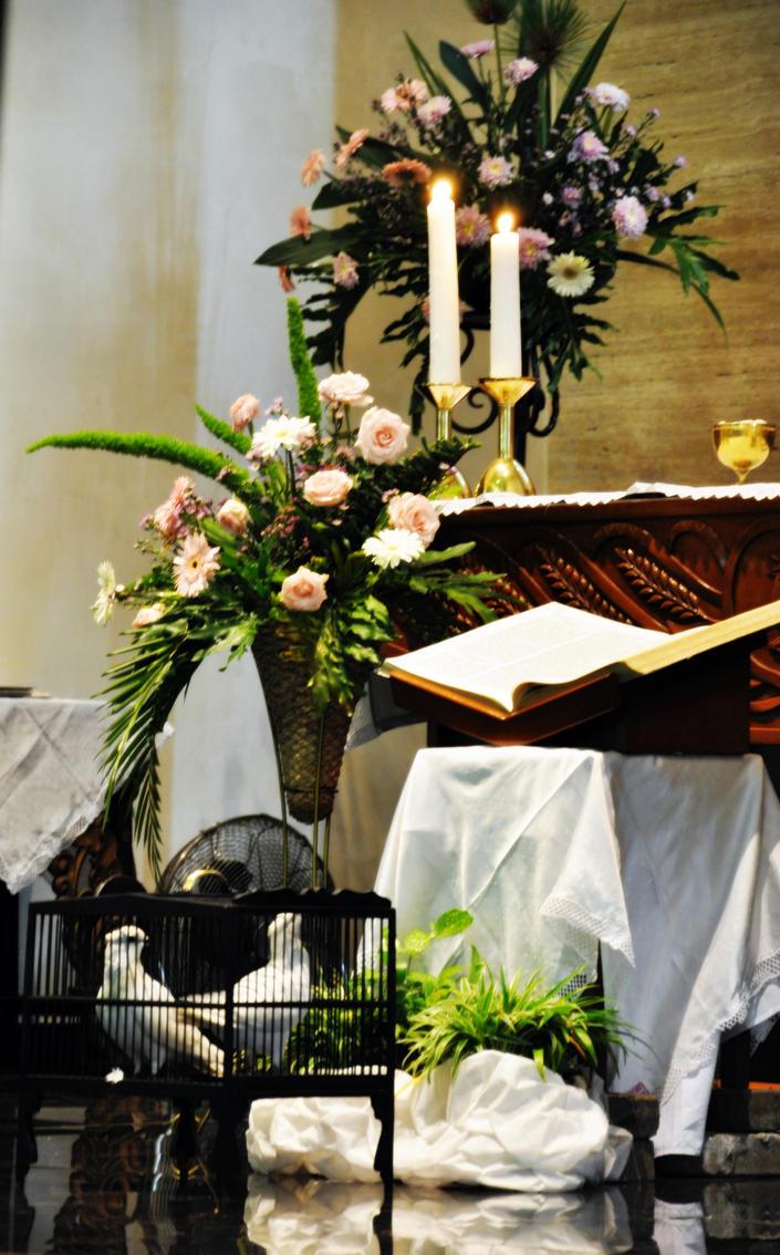 Altar by raffdaime