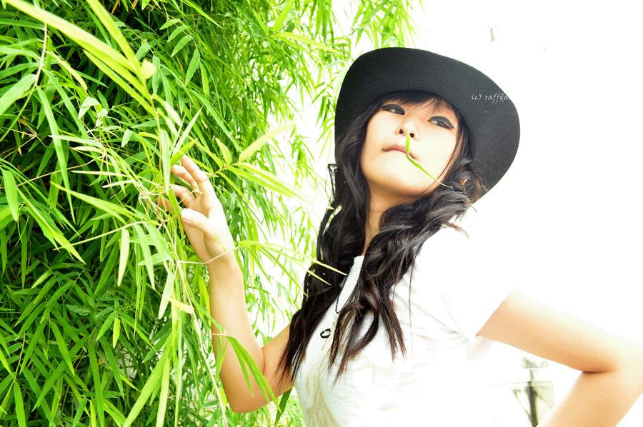 Cowgirl by raffdaime