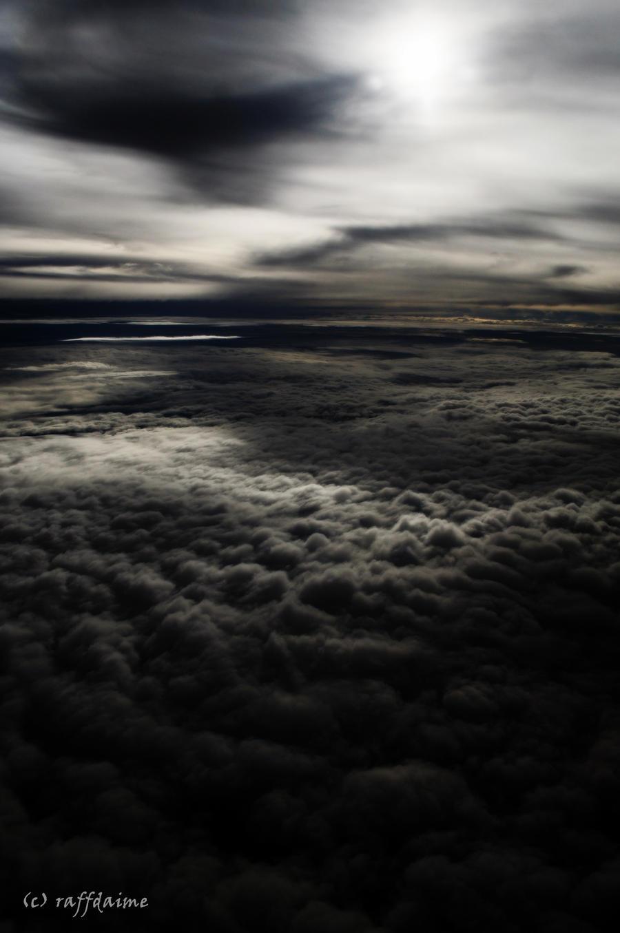 Darkness by raffdaime