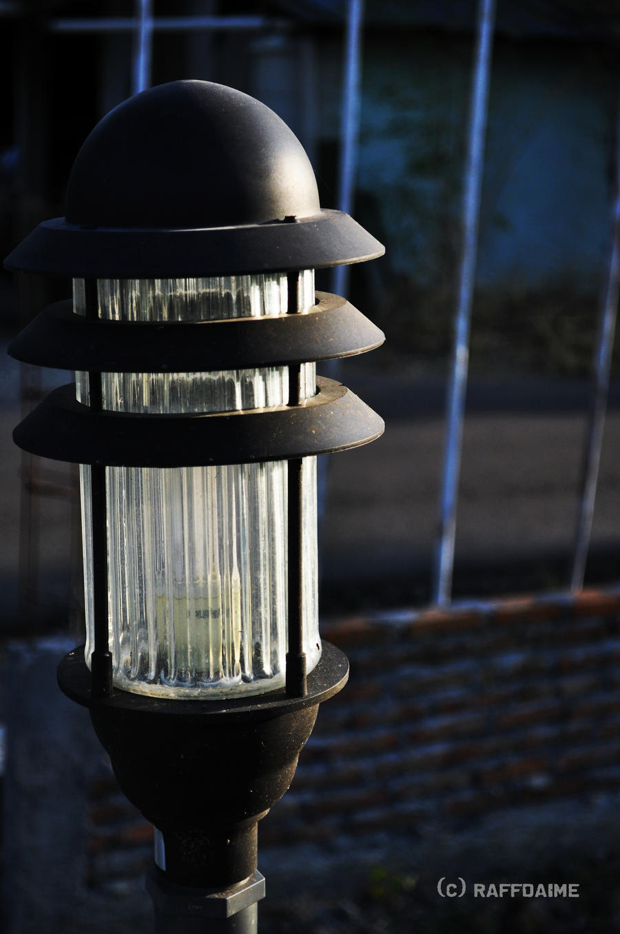 A Lamp by raffdaime