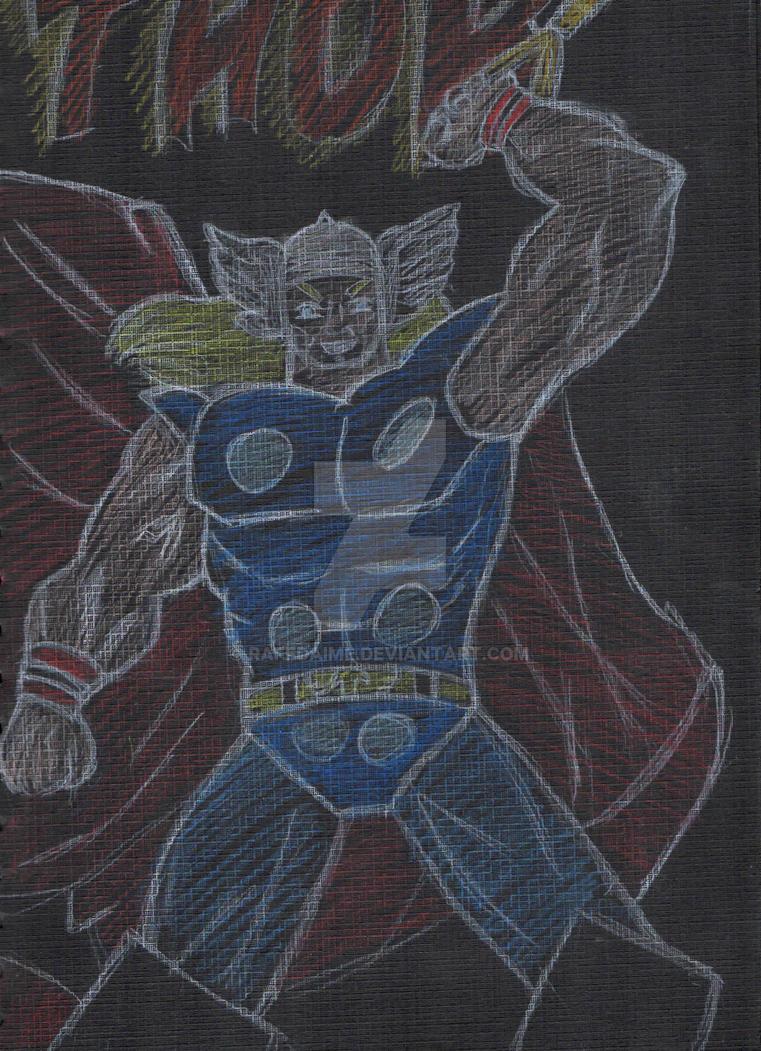 Thor by raffdaime